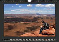 Hiking on the Colorado Plateau (Wall Calendar 2019 DIN A4 Landscape) - Produktdetailbild 8
