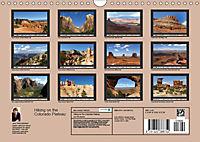 Hiking on the Colorado Plateau (Wall Calendar 2019 DIN A4 Landscape) - Produktdetailbild 13