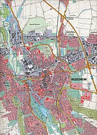 Hildesheim 1 : 25 000. (TK 3825/N) - Produktdetailbild 2