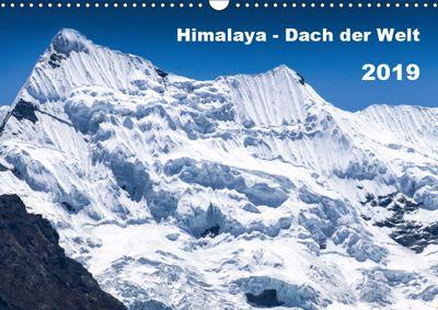 Himalaya - Dach der Welt (Wandkalender 2019 DIN A3 quer), Jens König