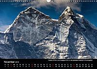 Himalaya - Dach der Welt (Wandkalender 2019 DIN A3 quer) - Produktdetailbild 11
