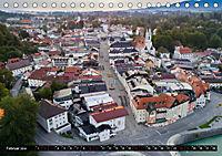 Himmel über Bayern (Tischkalender 2019 DIN A5 quer) - Produktdetailbild 2