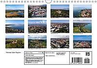 Himmel über Bayern (Wandkalender 2019 DIN A4 quer) - Produktdetailbild 13