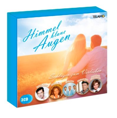 Himmelblaue Augen - Schlager zum Verlieben (3 CDs)