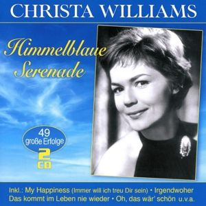 Himmelblaue Serenade-49 Grosse Er, Christa Williams