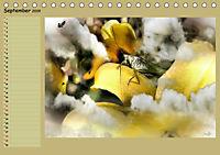 Himmelsblüten - mit Planer (Tischkalender 2019 DIN A5 quer) - Produktdetailbild 9