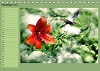 Himmelsblüten - mit Planer (Tischkalender 2019 DIN A5 quer) - Produktdetailbild 11