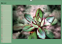 Himmelsblüten - mit Planer (Wandkalender 2019 DIN A2 quer) - Produktdetailbild 5
