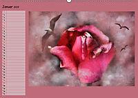 Himmelsblüten - mit Planer (Wandkalender 2019 DIN A2 quer) - Produktdetailbild 1