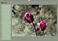 Himmelsblüten - mit Planer (Wandkalender 2019 DIN A2 quer) - Produktdetailbild 3