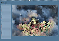 Himmelsblüten - mit Planer (Wandkalender 2019 DIN A2 quer) - Produktdetailbild 4