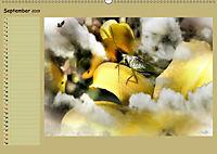 Himmelsblüten - mit Planer (Wandkalender 2019 DIN A2 quer) - Produktdetailbild 9