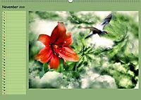 Himmelsblüten - mit Planer (Wandkalender 2019 DIN A2 quer) - Produktdetailbild 11
