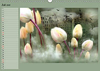 Himmelsblüten - mit Planer (Wandkalender 2019 DIN A3 quer) - Produktdetailbild 7