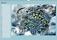 Himmelsblüten - mit Planer (Wandkalender 2019 DIN A3 quer) - Produktdetailbild 6