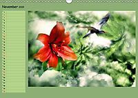 Himmelsblüten - mit Planer (Wandkalender 2019 DIN A3 quer) - Produktdetailbild 11