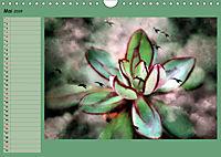 Himmelsblüten - mit Planer (Wandkalender 2019 DIN A4 quer) - Produktdetailbild 5