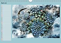 Himmelsblüten - mit Planer (Wandkalender 2019 DIN A4 quer) - Produktdetailbild 6