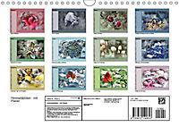 Himmelsblüten - mit Planer (Wandkalender 2019 DIN A4 quer) - Produktdetailbild 13