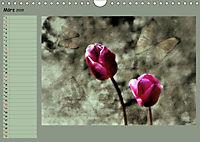 Himmelsblüten - mit Planer (Wandkalender 2019 DIN A4 quer) - Produktdetailbild 3