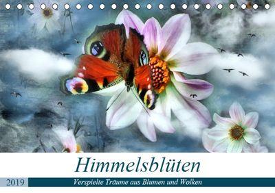 Himmelsblüten (Tischkalender 2019 DIN A5 quer), Garrulus glandarius