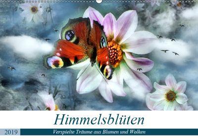 Himmelsblüten (Wandkalender 2019 DIN A2 quer), Garrulus glandarius