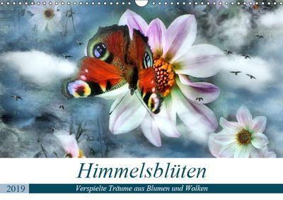 Himmelsblüten (Wandkalender 2019 DIN A3 quer), Garrulus glandarius