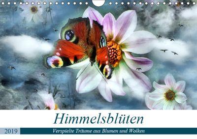 Himmelsblüten (Wandkalender 2019 DIN A4 quer), Garrulus glandarius