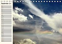 Himmelsmalerei (Tischkalender 2019 DIN A5 quer) - Produktdetailbild 9