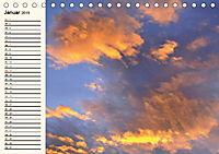 Himmelsmalerei (Tischkalender 2019 DIN A5 quer) - Produktdetailbild 1