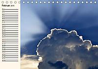 Himmelsmalerei (Tischkalender 2019 DIN A5 quer) - Produktdetailbild 2