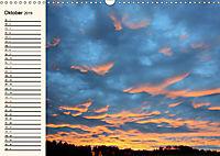 Himmelsmalerei (Wandkalender 2019 DIN A3 quer) - Produktdetailbild 10