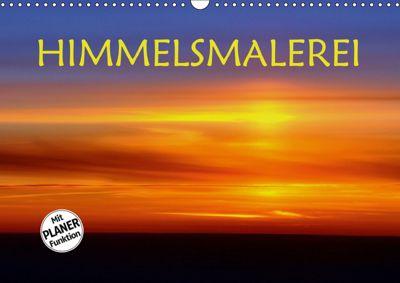 Himmelsmalerei (Wandkalender 2019 DIN A3 quer), GUGIGEI