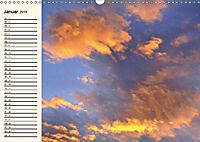 Himmelsmalerei (Wandkalender 2019 DIN A3 quer) - Produktdetailbild 1