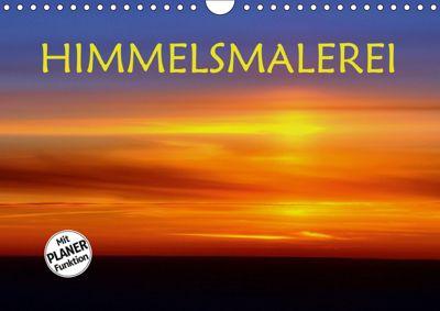Himmelsmalerei (Wandkalender 2019 DIN A4 quer), GUGIGEI