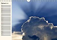 Himmelsmalerei (Wandkalender 2019 DIN A4 quer) - Produktdetailbild 2