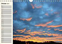 Himmelsmalerei (Wandkalender 2019 DIN A4 quer) - Produktdetailbild 10