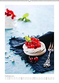 Himmlisch lecker! Süße Desserts und andere Naschereien (Wandkalender 2019 DIN A2 hoch) - Produktdetailbild 2