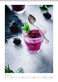 Himmlisch lecker! Süsse Desserts und andere Naschereien (Wandkalender 2019 DIN A2 hoch) - Produktdetailbild 5