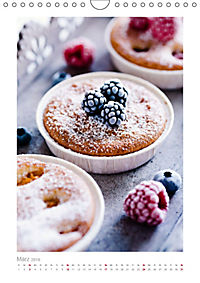 Himmlisch lecker! Süße Desserts und andere Naschereien (Wandkalender 2019 DIN A4 hoch) - Produktdetailbild 3
