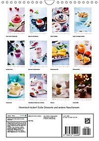 Himmlisch lecker! Süße Desserts und andere Naschereien (Wandkalender 2019 DIN A4 hoch) - Produktdetailbild 13