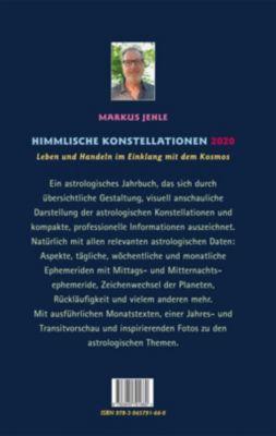 Himmlische Konstellationen 2020 - Markus Jehle |