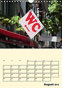 HIN-Gucker II - Witzige Werbung in unseren Strassen / Planer (Wandkalender 2019 DIN A4 hoch) - Produktdetailbild 8