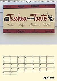 HIN-Gucker II - Witzige Werbung in unseren Strassen / Planer (Wandkalender 2019 DIN A4 hoch) - Produktdetailbild 4