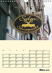 HIN-Gucker II - Witzige Werbung in unseren Strassen / Planer (Wandkalender 2019 DIN A4 hoch) - Produktdetailbild 3