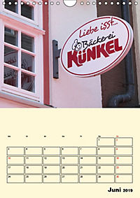 HIN-Gucker II - Witzige Werbung in unseren Strassen / Planer (Wandkalender 2019 DIN A4 hoch) - Produktdetailbild 6