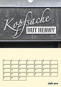 HIN-Gucker II - Witzige Werbung in unseren Strassen / Planer (Wandkalender 2019 DIN A4 hoch) - Produktdetailbild 7