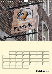 HIN-Gucker II - Witzige Werbung in unseren Strassen / Planer (Wandkalender 2019 DIN A4 hoch) - Produktdetailbild 10