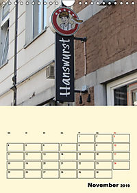 HIN-Gucker II - Witzige Werbung in unseren Strassen / Planer (Wandkalender 2019 DIN A4 hoch) - Produktdetailbild 11
