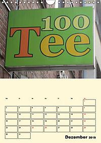 HIN-Gucker II - Witzige Werbung in unseren Strassen / Planer (Wandkalender 2019 DIN A4 hoch) - Produktdetailbild 12